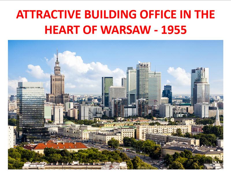 נכס למכירה בורשה